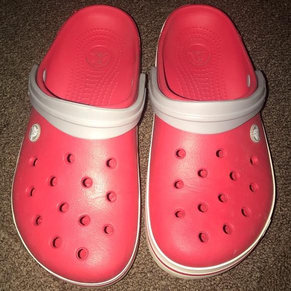 7cc1147f9 CROCS Shoes - Ohio State Crocs